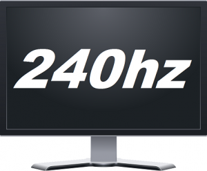 240hz gaming monitor