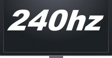 240hz gaming monitor