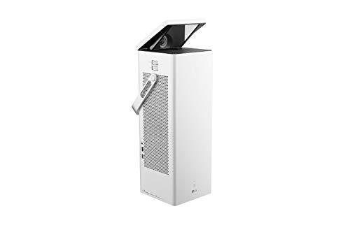 LG Beamer HU80KSW Presto bis 381 cm (150 Zoll) CineBeam Laser 4K UHD Projektor (2500 Lumen, Laser 20000, HDR10, smarte Funktionen) weiß - 9
